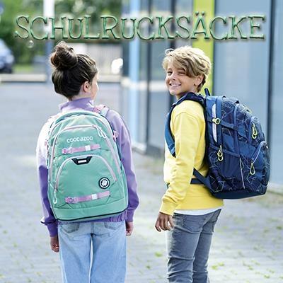 Finden Sie den richtigen Schulrucksack aus...
