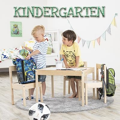 Finden Sie den richtigen Kindergartenrucksack...