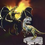 Dinos und Drachen