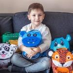 Kindergartenrucksäcke für Jungs