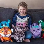 Kindergartenrucksäcke für Mädchen