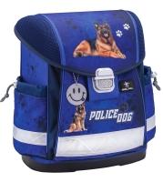 Belmil Classy Schulranzen Set 4-tlg. - POLICE DOG
