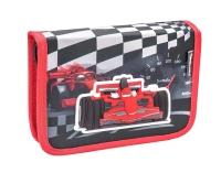 Belmil Classy Schulranzen Set 4-tlg. - RACING CAR
