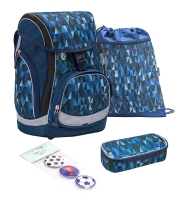 Belmil Comfy Pack Schulranzen Set 4-tlg. - NORTH