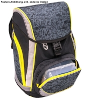 Belmil Comfy Pack Schulranzen Set 4-tlg. - TROPICAL MIX