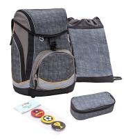 Belmil Comfy Pack Schulranzen Set 4-tlg. - WILD