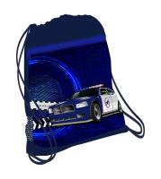 Belmil Compact Schulranzen Set 4-tlg. - POLICE