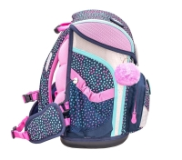 Belmil Cool Bag Schulranzen Set 4-tlg. - AMAZING POLKA DOT