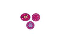 DerDieDas ErgoFlex Buttons Set 6-tlg. - BOHO