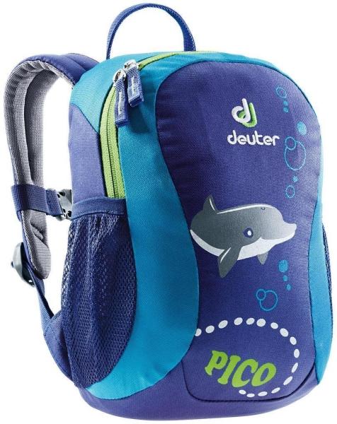 Deuter Kindergarten-Rucksack - Pico - INDIGO-TURQUOISE