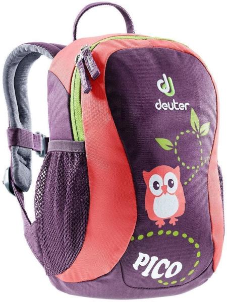 Deuter Kindergarten-Rucksack - Pico - PLUM-CORAL