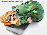 Deuter Kindergarten-Rucksack - Waldfuchs - CARDINAL-MARON