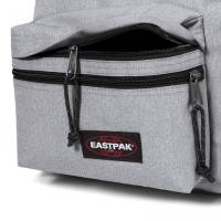Eastpak Rucksack - Padded Zipplr - SUNDAY GREY