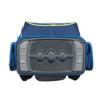 Scout Schulranzen Genius Safety Light - POLICE CAR - Set 5-tlg.
