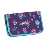 Scout Schulranzen Sunny - BLUEBERRY - Set 5-tlg.