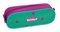 Scout Schulranzen Sunny - SUMMER GREEN - Set 5-tlg.