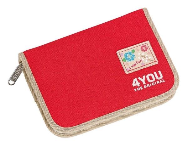 4You Etui XL, ungefüllt - 236 - JUST RED