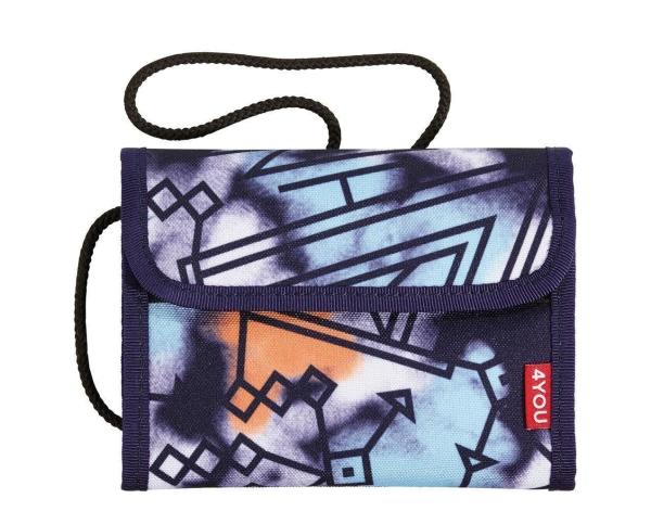 4You Money Bag - 894 - GRAPHIC SPRAY