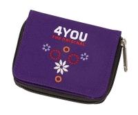 4You Zipper Wallet - 419 - LACE