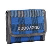 Coocazoo Geldbeutel CashDash - HIP TO BE SQUARE BLUE
