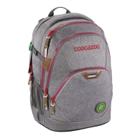 Coocazoo Matchpatch Synthetic Leather - IRISH GREEN