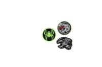 DerDieDas ErgoFlex Buttons Set 6-tlg. - SCORPIO