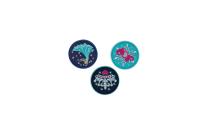 DerDieDas ErgoFlex Buttons Set 6-tlg. - STAR PRINCESS