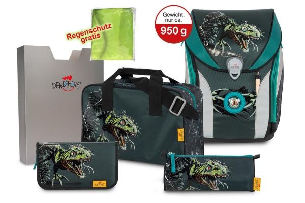 DerDieDas ErgoFlex MAX Set 6-tlg. - DINO ATTACK