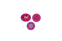 DerDieDas ErgoFlex MAX Buttons Set 6-tlg. - BOHO