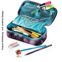 Deuter - Pencil Case - BLACK FLORA