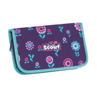 Scout Etui 23-tlg. - 6625 - BLUEBERRY