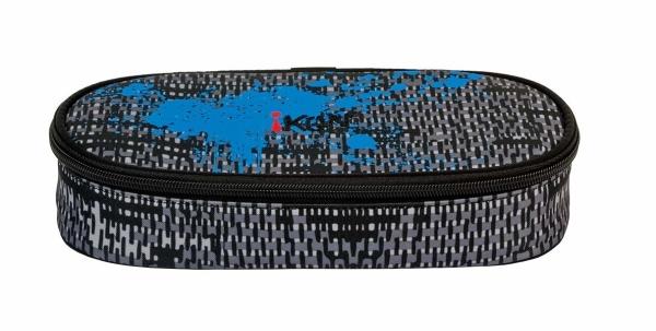 iKON Pencil Case - BLACK STRUCTURE