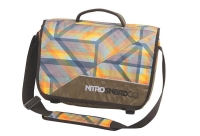 Nitro Laptoptasche Evidence - GEO ORANGE