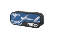 Nitro Etui Pencil Case - SMEAR MIDNIGHT