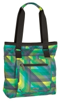 Nitro Shopperbag Tote Bag - GEO GREEN