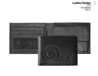 Oxmox Pocketbörse Leder - ILIOS