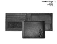 Oxmox Pocketbörse Leder - LIZARD