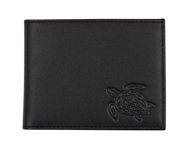 Oxmox Pocketbörse Leder - TURTLE