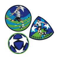 Scout Funny Snaps - FLYING SOCCER