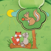 Scouty Kinderrucksack Woody - FOREST FRIENDS