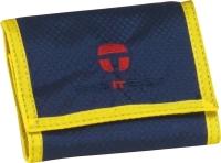 Take it Easy Börse - 488 - LIGHT NYLON blau/gelb