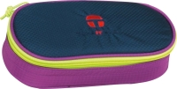 Take it Easy Etui Box XL - 488 - LIGHT NYLON blau/lila