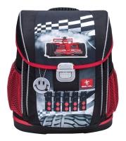 Belmil Customize-Me Schulranzen Set 4-tlg. - GET READY FOR RACE