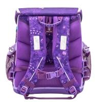 Belmil Cool Bag Schulranzen Set 4-tlg. - PURPLE BUTTERFLY