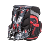 Belmil Cool Bag Schulranzen Set 4-tlg. - RACING SPORT