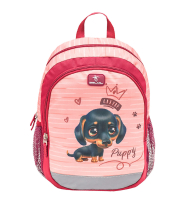 Belmil Kindergarten Rucksack Kiddy Plus - LITTLE PUPPY