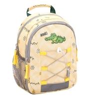 Belmil Kindergarten Rucksack Mini Kiddy - LITTLE CROCODILE