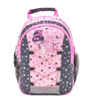 Belmil Kindergarten Rucksack Mini Kiddy - LITTLE GIRL