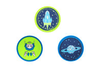 Belmil Patches Set 3-tlg. - SPACE