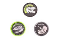Belmil Patches Set 3-tlg. - DINOSAURS